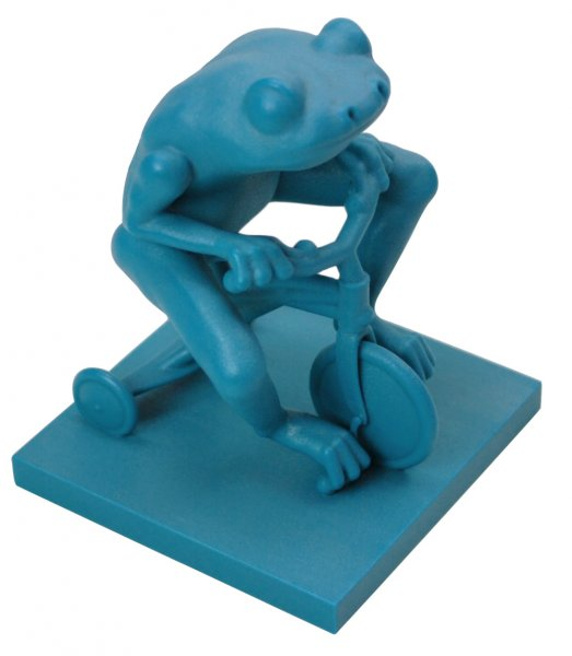 solidscape_3d_wax_master_model_miniature_frog
