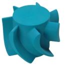 solidscape_3d_wax_master_model_impeller