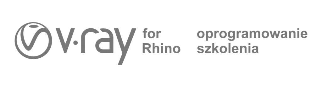 v-ray for rhino oprogramowanie szkolenia lemondim